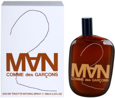Comme Des Garcons 2 Man woda toaletowa dla mężczyzn