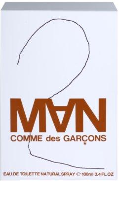 Comme Des Garcons 2 Man toaletní voda pro muže 4