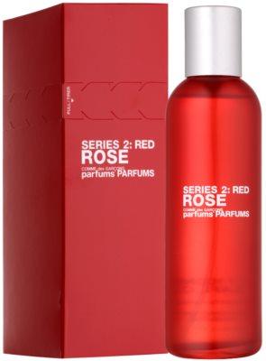 Comme Des Garcons Series 2 Red: Rose Eau de Toilette für Damen 1