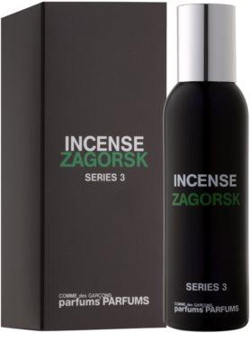 Comme Des Garcons Series 3 Incense: Zagorsk Eau de Toilette unisex 1