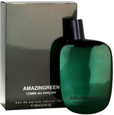 Comme Des Garcons Amazingreen Eau De Parfum unisex 1