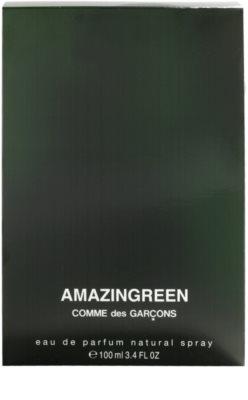 Comme Des Garcons Amazingreen Eau De Parfum unisex 4