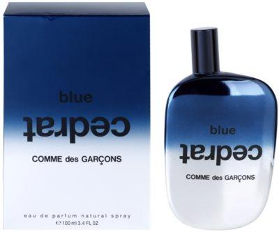 Comme Des Garcons Blue Cedrat Eau de Parfum unissexo