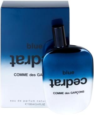 Comme Des Garcons Blue Cedrat Eau de Parfum unissexo 1