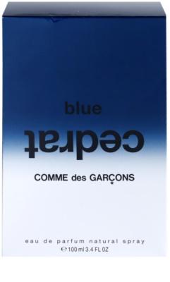 Comme Des Garcons Blue Cedrat Eau de Parfum unissexo 4