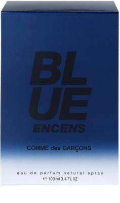 Comme Des Garcons Blue Encens parfémovaná voda unisex 4