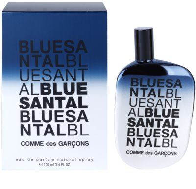 Comme Des Garcons Blue Santal парфюмна вода унисекс