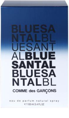 Comme Des Garcons Blue Santal eau de parfum unisex 4