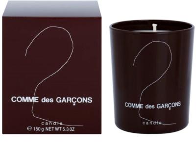 Comme Des Garcons 2 dišeča sveča