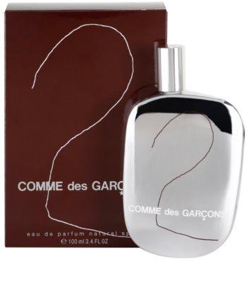 Comme Des Garcons 2 Eau de Parfum unissexo 1