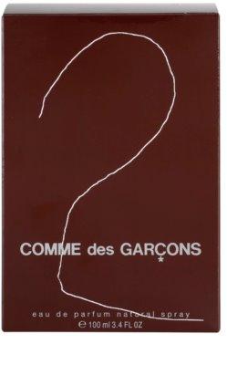 Comme Des Garcons 2 Eau de Parfum unissexo 4