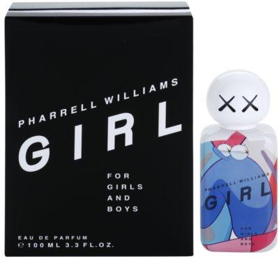 Comme Des Garcons Girl (Pharrell Williams) парфюмна вода унисекс