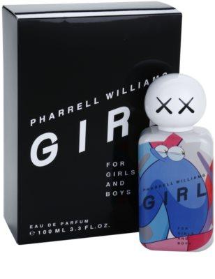 Comme Des Garcons Girl (Pharrell Williams) Eau De Parfum unisex 1