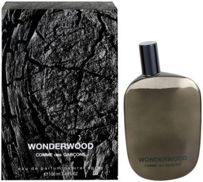 Comme Des Garcons Wonderwood Eau de Parfum para homens