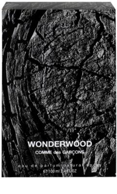 Comme Des Garcons Wonderwood Eau de Parfum para homens 4