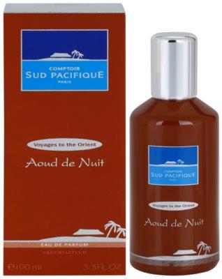 Comptoir Sud Pacifique Aoud De Nuit Eau de Parfum unissexo