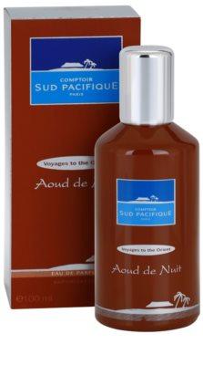 Comptoir Sud Pacifique Aoud De Nuit Eau de Parfum unissexo 1