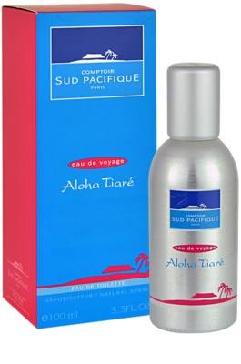 Comptoir Sud Pacifique Aloha Tiare eau de toilette para mujer