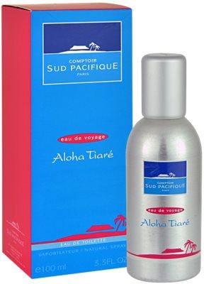Comptoir Sud Pacifique Aloha Tiare Eau de Toilette para mulheres