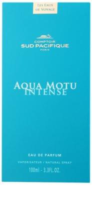 Comptoir Sud Pacifique Aqua Motu Intense parfémovaná voda unisex 3