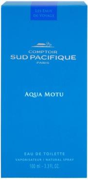 Comptoir Sud Pacifique Aqua Motu woda toaletowa dla kobiet 4