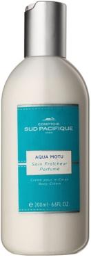 Comptoir Sud Pacifique Aqua Motu creme corporal para mulheres
