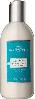 Comptoir Sud Pacifique Aqua Motu tělový krém pro ženy