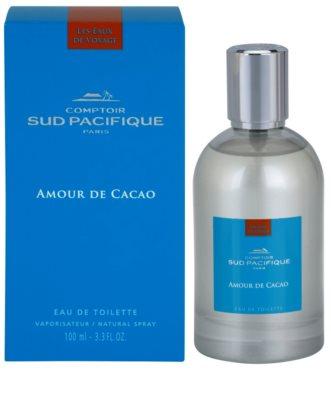 Comptoir Sud Pacifique Amour De Cacao Eau de Toilette für Damen