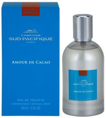 Comptoir Sud Pacifique Amour De Cacao eau de toilette nőknek