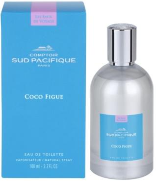 Comptoir Sud Pacifique Coco Figue Eau de Toilette pentru femei