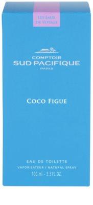 Comptoir Sud Pacifique Coco Figue Eau de Toilette pentru femei 4