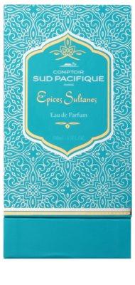 Comptoir Sud Pacifique Epices Sultanes Eau de Parfum unissexo 4