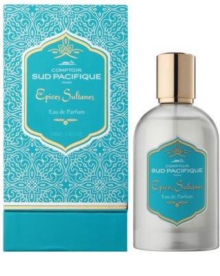 Comptoir Sud Pacifique Epices Sultanes woda perfumowana unisex
