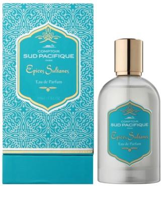 Comptoir Sud Pacifique Epices Sultanes парфюмна вода унисекс