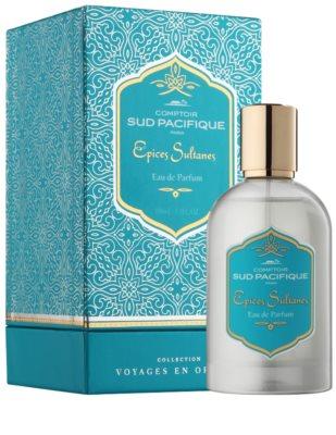 Comptoir Sud Pacifique Epices Sultanes Eau de Parfum unissexo 1