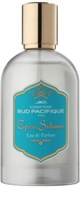 Comptoir Sud Pacifique Epices Sultanes Eau de Parfum unissexo 2