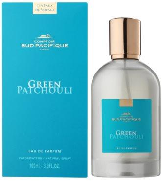 Comptoir Sud Pacifique Green Patchouli woda perfumowana unisex