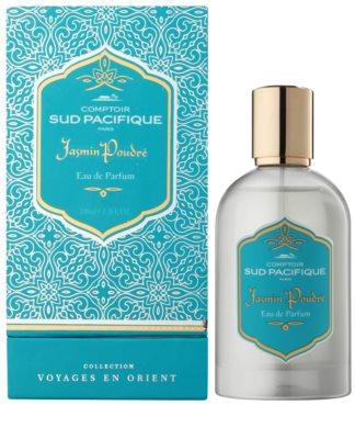 Comptoir Sud Pacifique Jasmin Poudre parfémovaná voda pro ženy