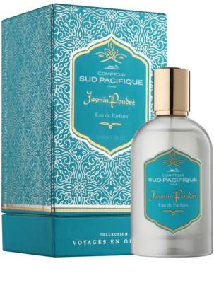 Comptoir Sud Pacifique Jasmin Poudre eau de parfum para mujer 1