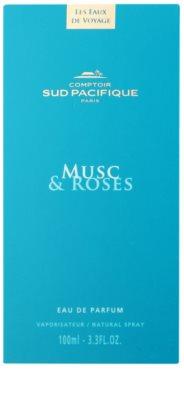 Comptoir Sud Pacifique Musc & Roses parfémovaná voda pro ženy 4