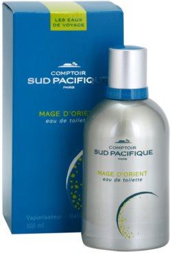 Comptoir Sud Pacifique Mage D´Orient Eau de Toilette for Men 1