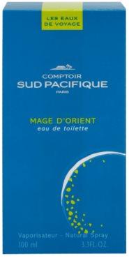 Comptoir Sud Pacifique Mage D´Orient Eau de Toilette for Men 4