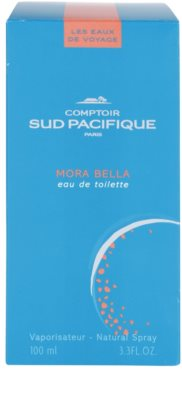 Comptoir Sud Pacifique Mora Bella eau de toilette nőknek 4