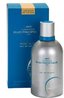 Comptoir Sud Pacifique Musc Alizé eau de toilette nőknek 1