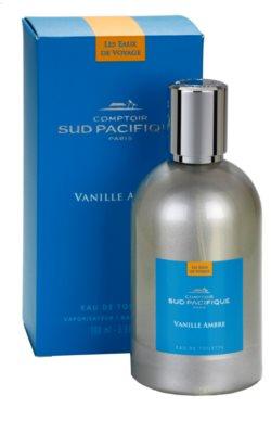 Comptoir Sud Pacifique Vanille Ambre Eau de Toilette pentru femei 1