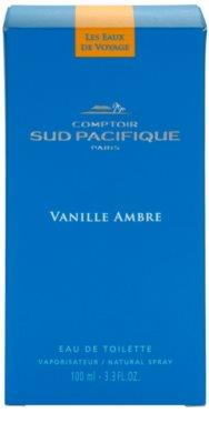 Comptoir Sud Pacifique Vanille Ambre Eau de Toilette para mulheres 4