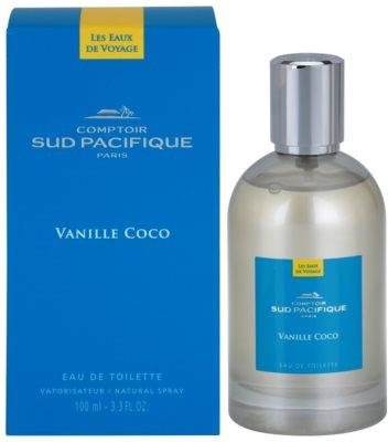 Comptoir Sud Pacifique Vanilla Coco eau de toilette nőknek