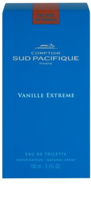 Comptoir Sud Pacifique Vanille Extreme туалетна вода для жінок 4