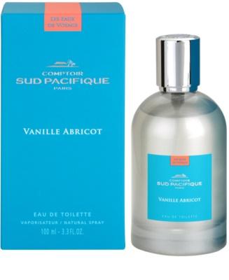 Comptoir Sud Pacifique Vanille Abricot woda toaletowa dla kobiet