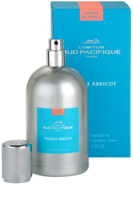 Comptoir Sud Pacifique Vanille Abricot woda toaletowa dla kobiet 1